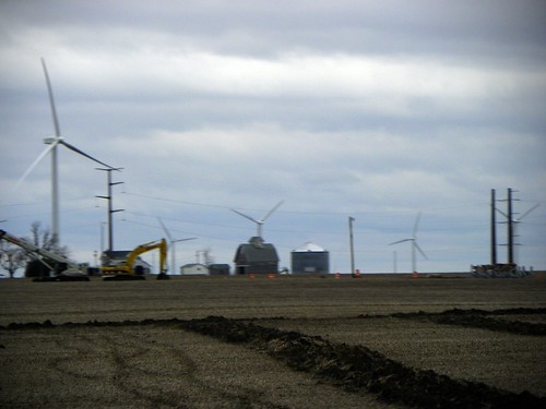 INDIANA Wind Turbine plant (25)