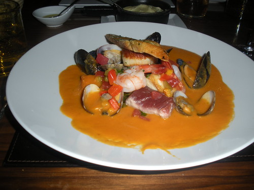 Cioppino in Nobhill