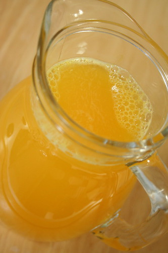 オレンジ搾り
