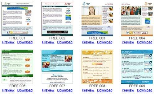 Plantillas boletines gratis 4
