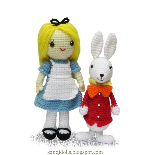 Crochet Pattern Central - Free Bunnies And Rabbits Crochet Pattern