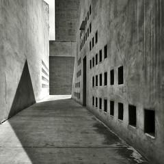 Predock de Chirico (ken mccown) Tags: phoenix architecture antoinepredock postmodernism arizonastateuniversityartmuseum