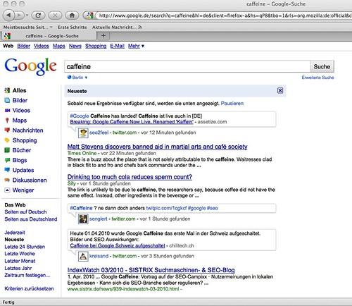 caffeine - Google-Suche