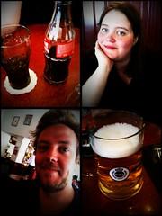 Hej från en bar i Amsterdam!