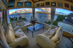 Room With A View (/\ltus) Tags: newzealand pentax auckland bb hdr k7 aucklandharbor numberonehouseauckland