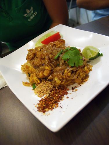 Seafood Phad-Thai