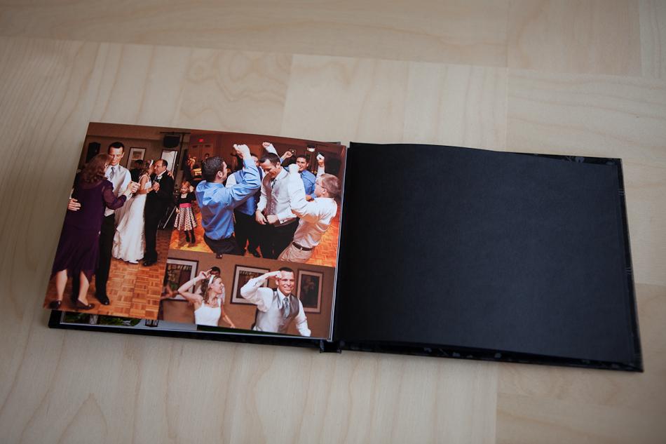 Andy & Sharon - Mini Album Example
