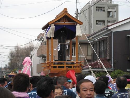 舟神輿@かなまら祭り