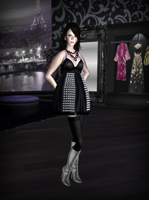 Dressing Room Glam Affair Marta