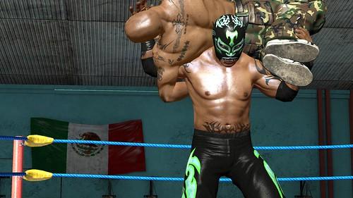 Luche Libres AAA Heros de Ring