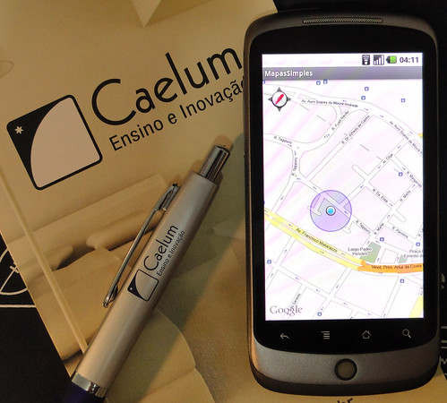 Caelum Android Google Maps