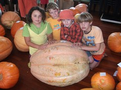 Pumpkin Day 2010