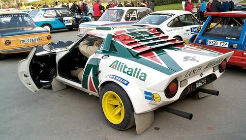 L1047401 - Rally Costa Brava Historic. Lancia Stratos