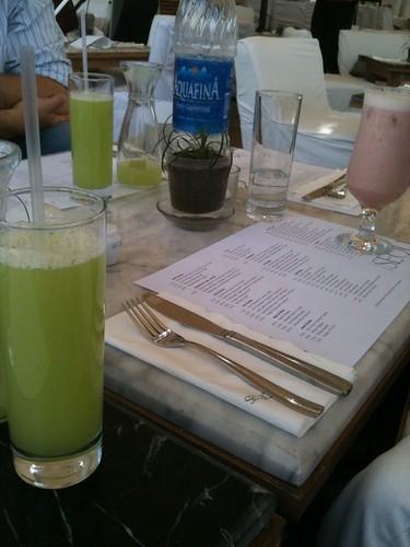"""Asiir Lamoon - Mint """"lemonade"""" on the Nile"""