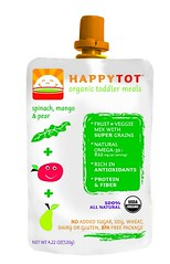 Voluntary Recall on HappyTot and Happy Baby Pouch Meals