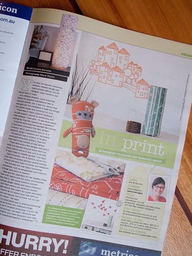 Herald Sun Home magazine