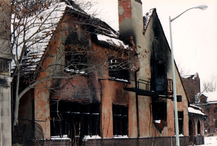 Detroit, January 2001