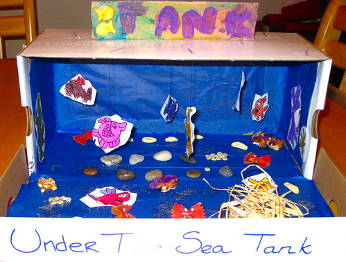 Under the Sea Fish Tank
