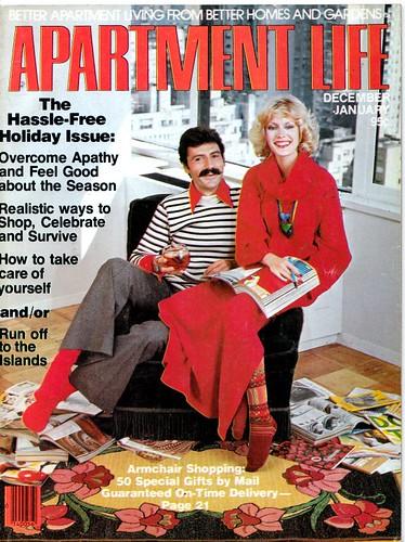 Dwell Magazine - Met Loft Showcase Apartment midcentury-living-room