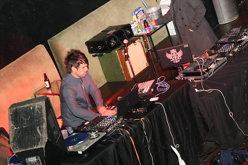 Chirp After-Party - @BT DJ'ing