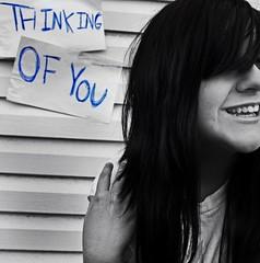 I'd Lie. (SierraRosePhotography) Tags: smile canon him secret shy powershot her lie mind thinking laugh giggle ccc crush