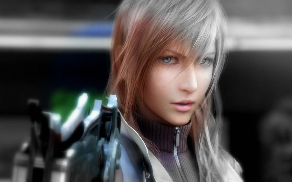 final-fantasy-xiii by RoninKengo, on Flickr