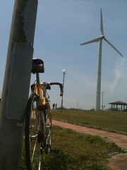 宮川風車。