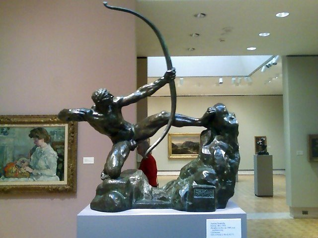 Heracles the Archer