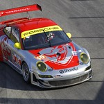 Tequila Patrón ALMS Long Beach - Long Beach, CA, Apr. 16-17, 2010 <br>Photo courtesy of Porsche Motorsport North America