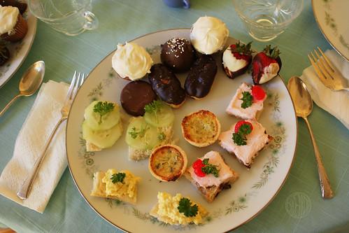 plate o' treats