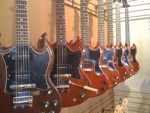 Gibson SGs. We got those.