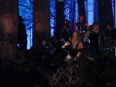 Shawn Digs Christy (Dudesnbots) Tags: trooper christy toys iron cobra joe william transformers captain shawn flint diorama gi autobot michaels decepticon turlington lennox hbk grenadier annihilator
