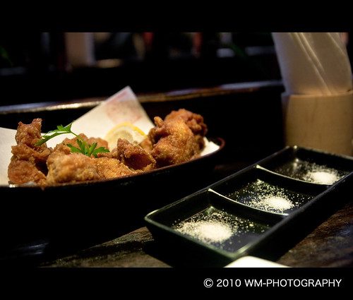 Chicken Karaage @ Kingyo Izakaya