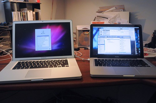 New 2010 MacBook Pro (15