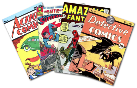 Comic Books & Graphic Novels in the Classroom 4544930469_73a6b72c0d_o