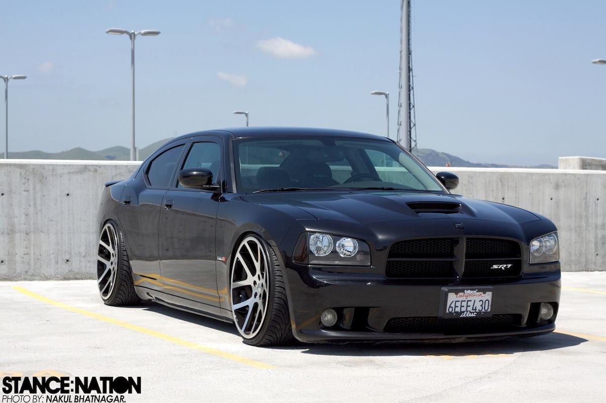 San Jose Toyota >> *DUMPED* Dodge Charger SRT8 | StanceNation™ // Form > Function