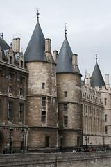 La Conciergerie (cphovers) Tags: paris france seine louvre eiffeltower eiffel notredame notredamecathedral thelouvre seineriver conciergerie cathedraldenotredame