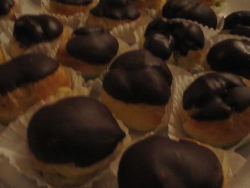 Valérie's cream puffs