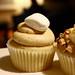 Fluffernutter Cupcake