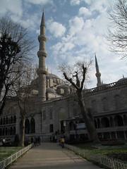 Sultanahmet Mosque - Istanbul, Turkey