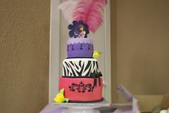 Ice Wedding Cake Ricepaper
