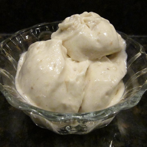 "Banana Daiquiri ""Ice Cream"""
