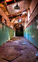 abandoned showers