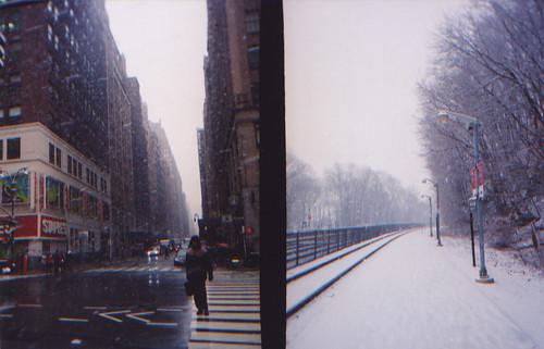 Snow, NYC -- Snow, Ridgewood