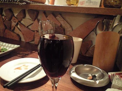 グラスワインなみなみスギ