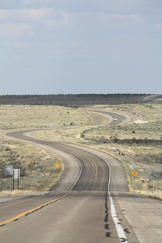 The twists and turns of US 82
