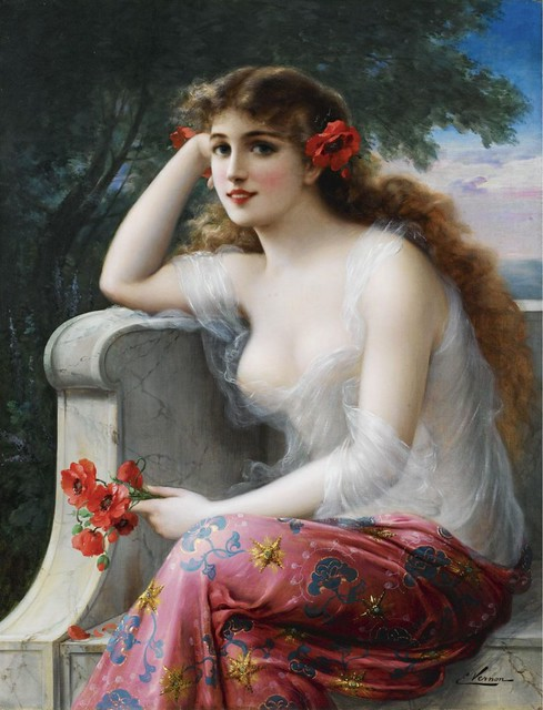 Emile Vernon Paintings Gallery - Artilim.com