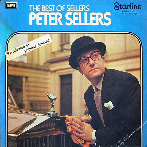 Peter Sellers - The Best of Peter Sellers