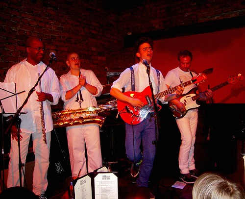 Jive Grave @Rockwood Music Hall