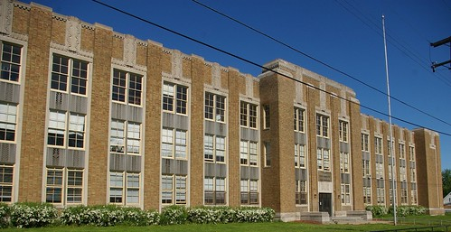 Albert Bushnell Hart Junior High School